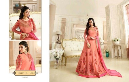 Bridal wear Anarkali Suit