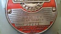 Fellows 8 AGS Gear Shaper