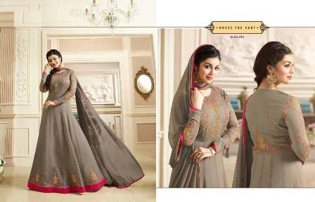 Grea Designed Anarkali Suit