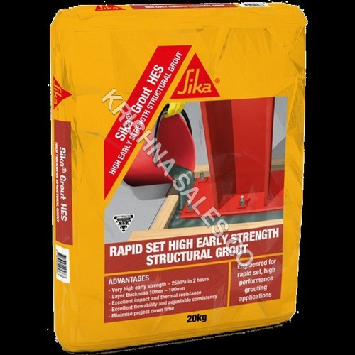 High Strength Structural Grout