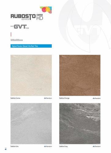 Acid-Resistant Vitrified Floor Tiles
