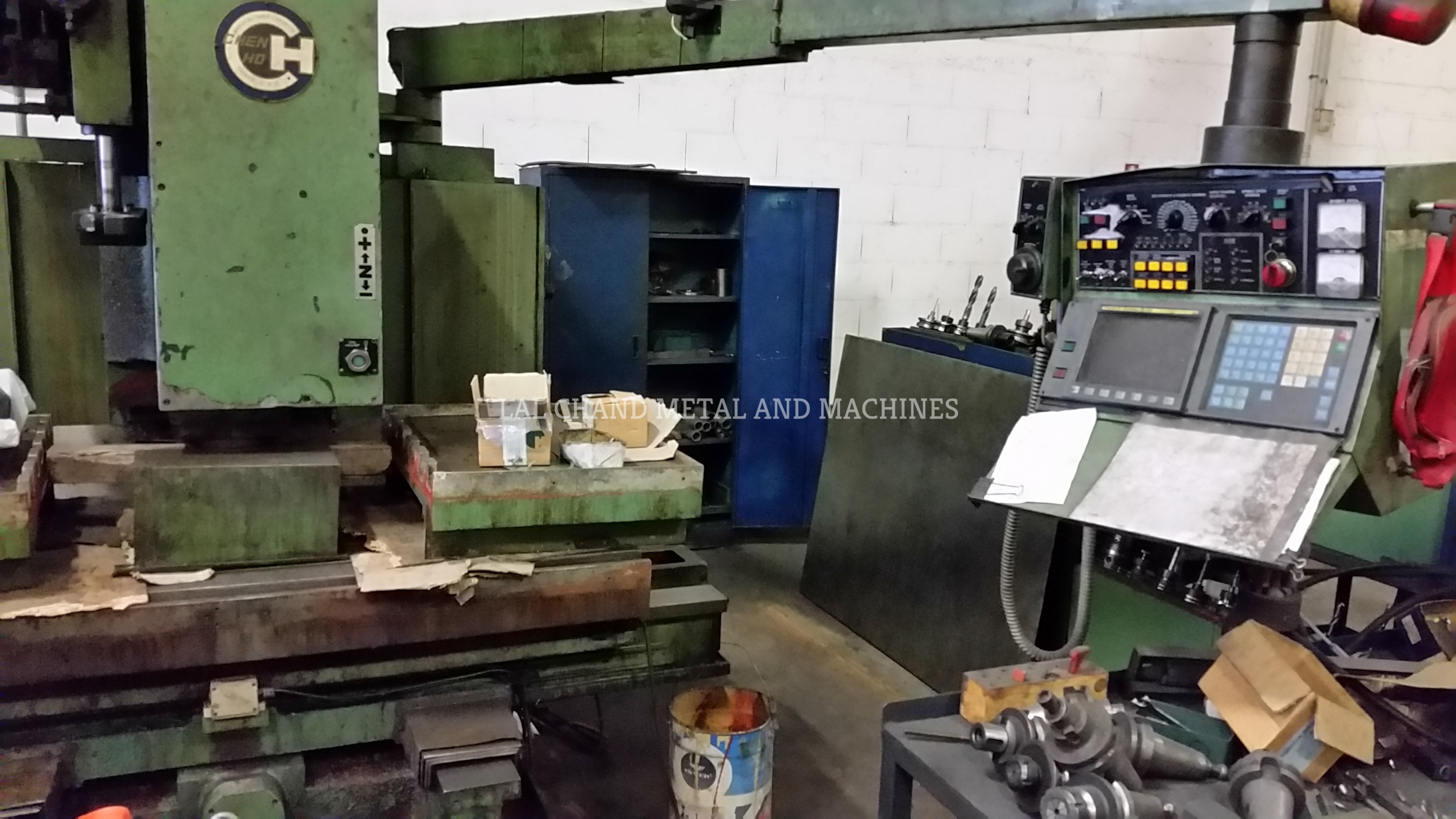 CHEN HO-MCV 1360 Vertical Machining Center