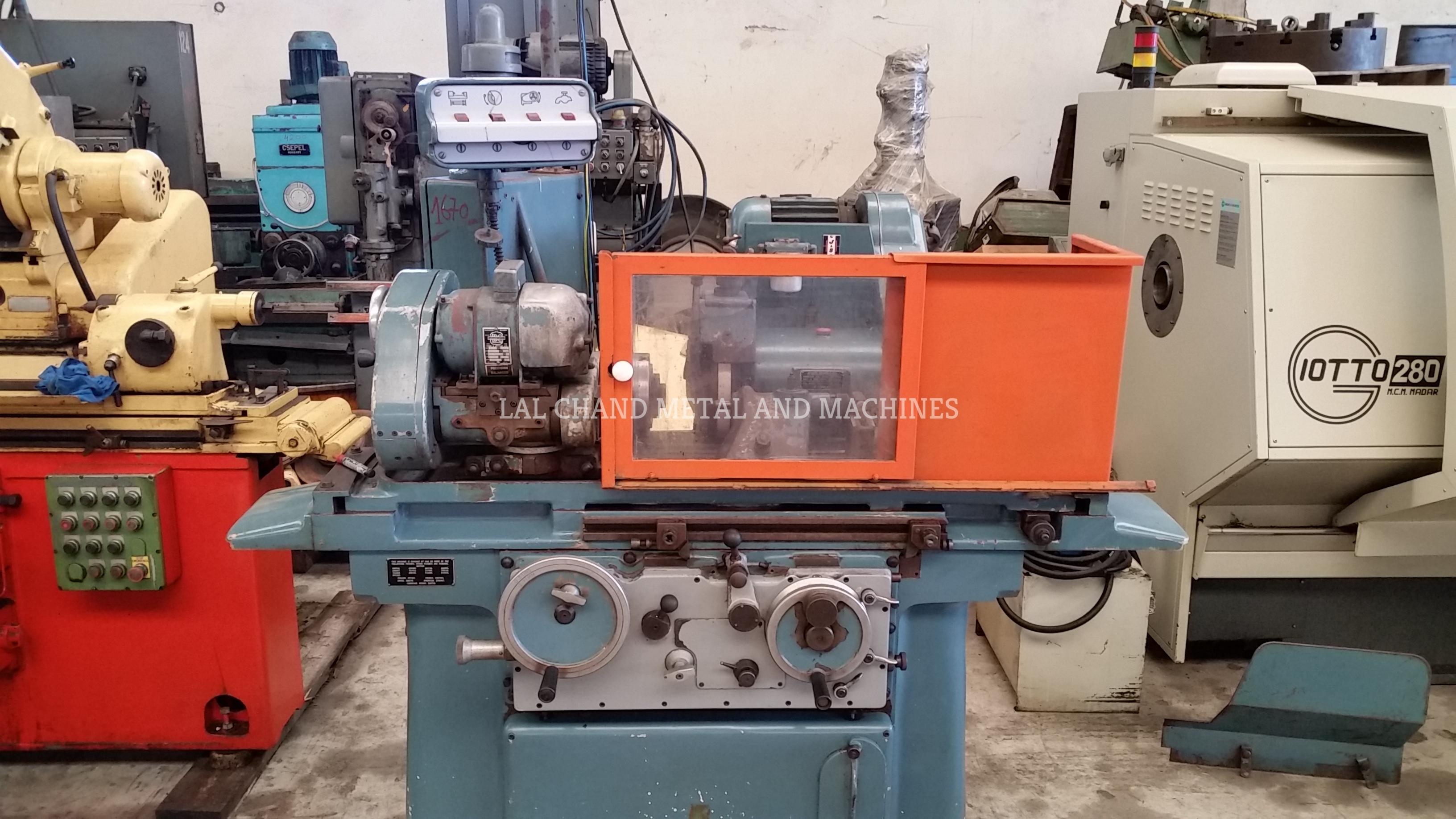 JONES SHIPMAN Cylindrical Grinder Machine