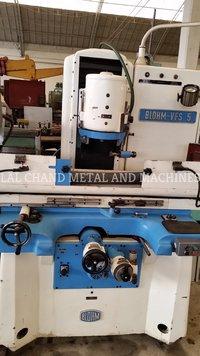 BLOHM Rotary Surface Grinder Machine