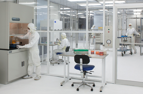 Clean Room System
