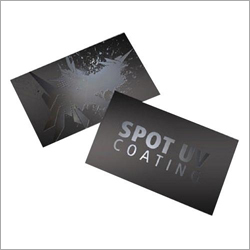 Spot UV Coating Service