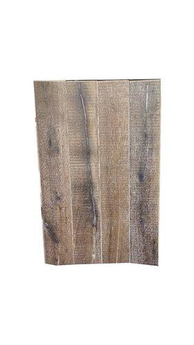 Classic Wood U Groove