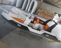17ft/5.2m Small Yacht PVC Rib Boat