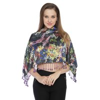 Multi Colour Printed Ponchos