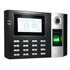 Biometric & Access Control System