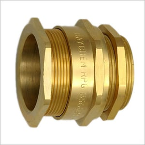 Industrial Brass Cable Glands