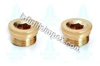 Brass Wall Seat Nut