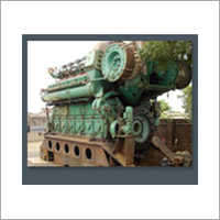 Main Diesel Engine