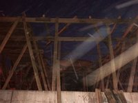 Treated Timber Cooling Tower
