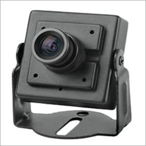 Miniature Metal Case Camera