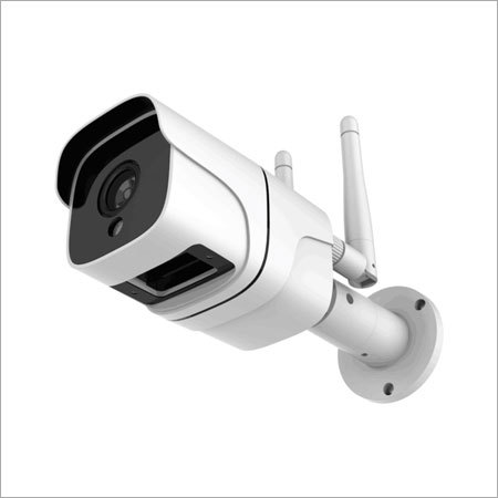 Wifi Waterproof Bullet Camera (SD Card)