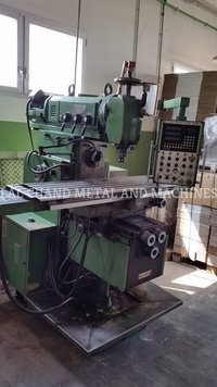NOVAR 1500 K TO Universal Milling Machine