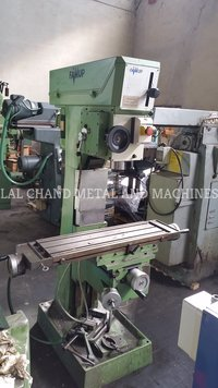 Famup Vertical Milling and Drilling Machine