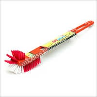 Captain Double Hockey Toilet Brush Processed Plastic