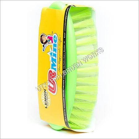 Lemon Cloth Brush
