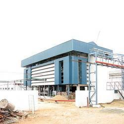 Vegetable Oil Solvent Extraction Plant