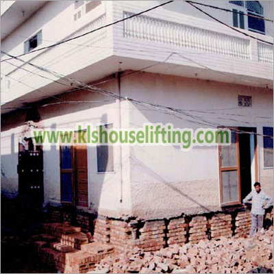 Residential Building Lifting Services