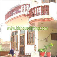 House Lifting Services