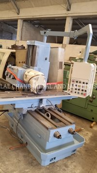 SECMU Bed Milling Machine