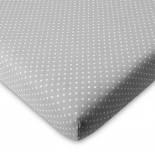 Fitted Crib Sheet