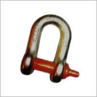 D Shackle Screw Pin Type