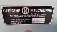 MELCHIORE LAMPO Honing Machine