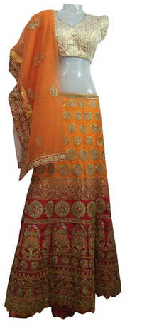68ce8f65c Party Wear Lehenga In Jaipur, Rajasthan - Dealers & Traders
