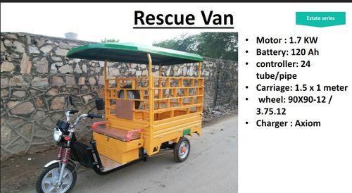 Battery Rickshaws