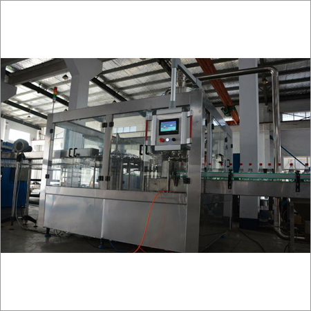 CSD Automatic Filling Machine