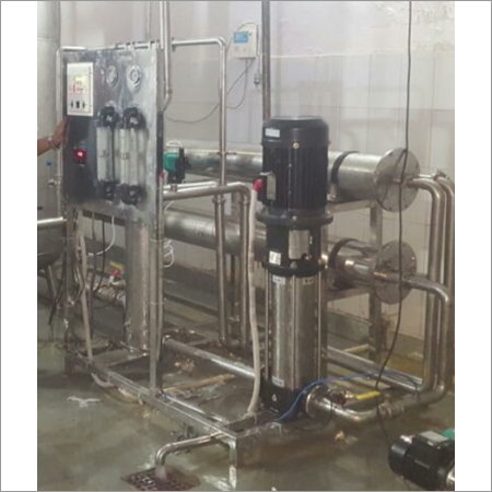 RO Treatment  Plant