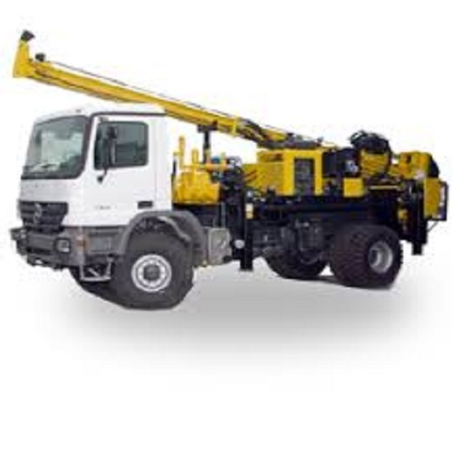 Truck Mounted Geotechnical Drilling Rig