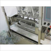 IV Soft Bag Filling and Sealing Machine