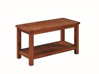 Indian Reclaimed wood console table with drawers