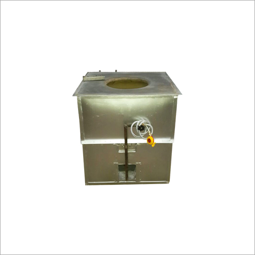 LPG Gas Tandoor Pot