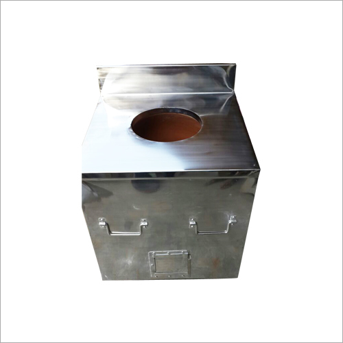 LPG Gas Steel Tandoor Pot