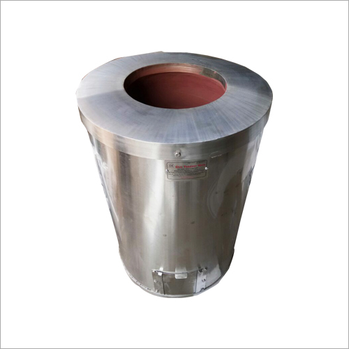 Stainless Steel Clay Tandoor