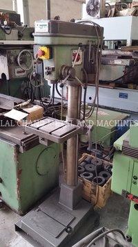 SERMAC Coloum Drill And Taper Machine