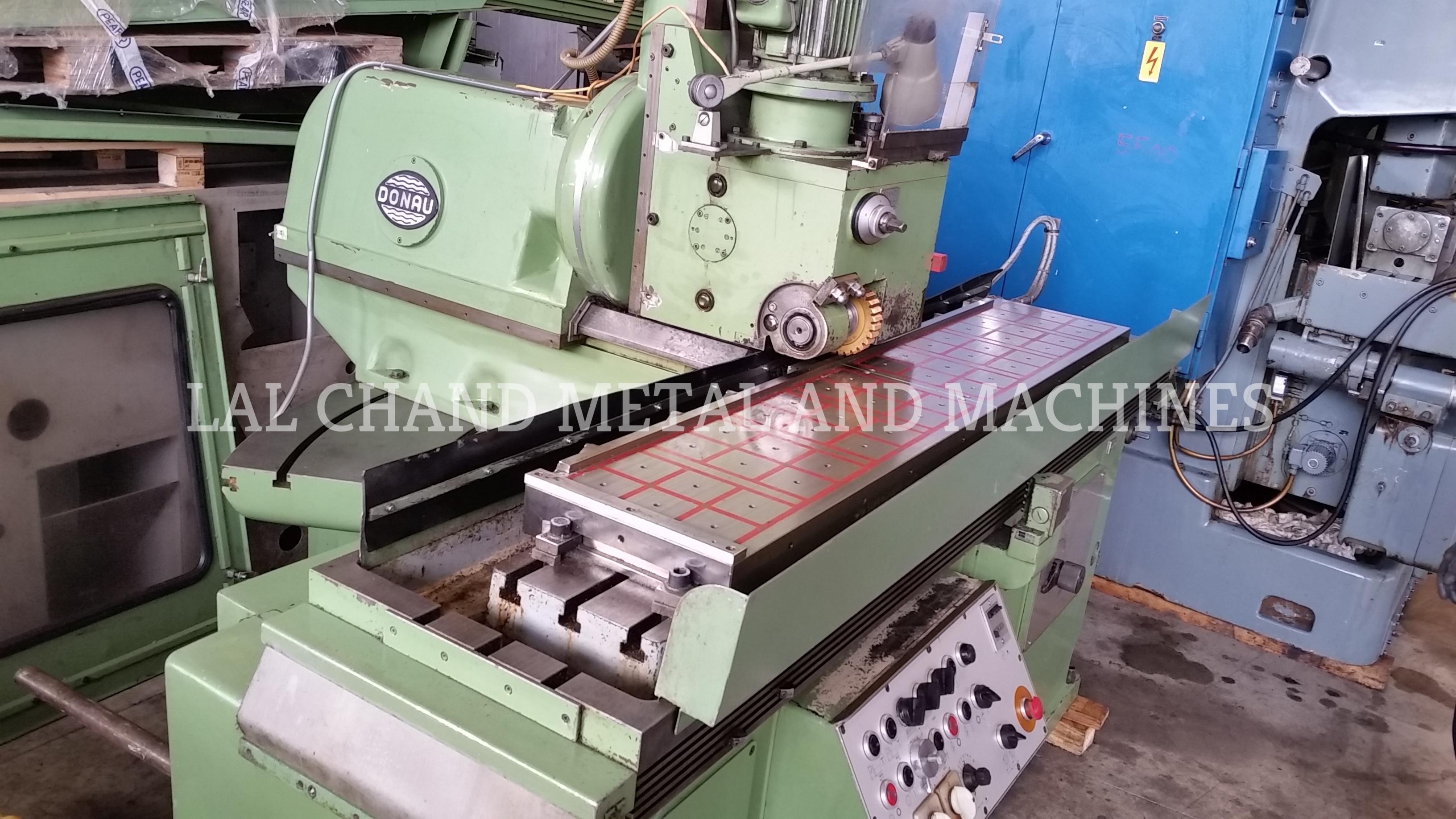 DONAU Rack Cutting Milling Machine