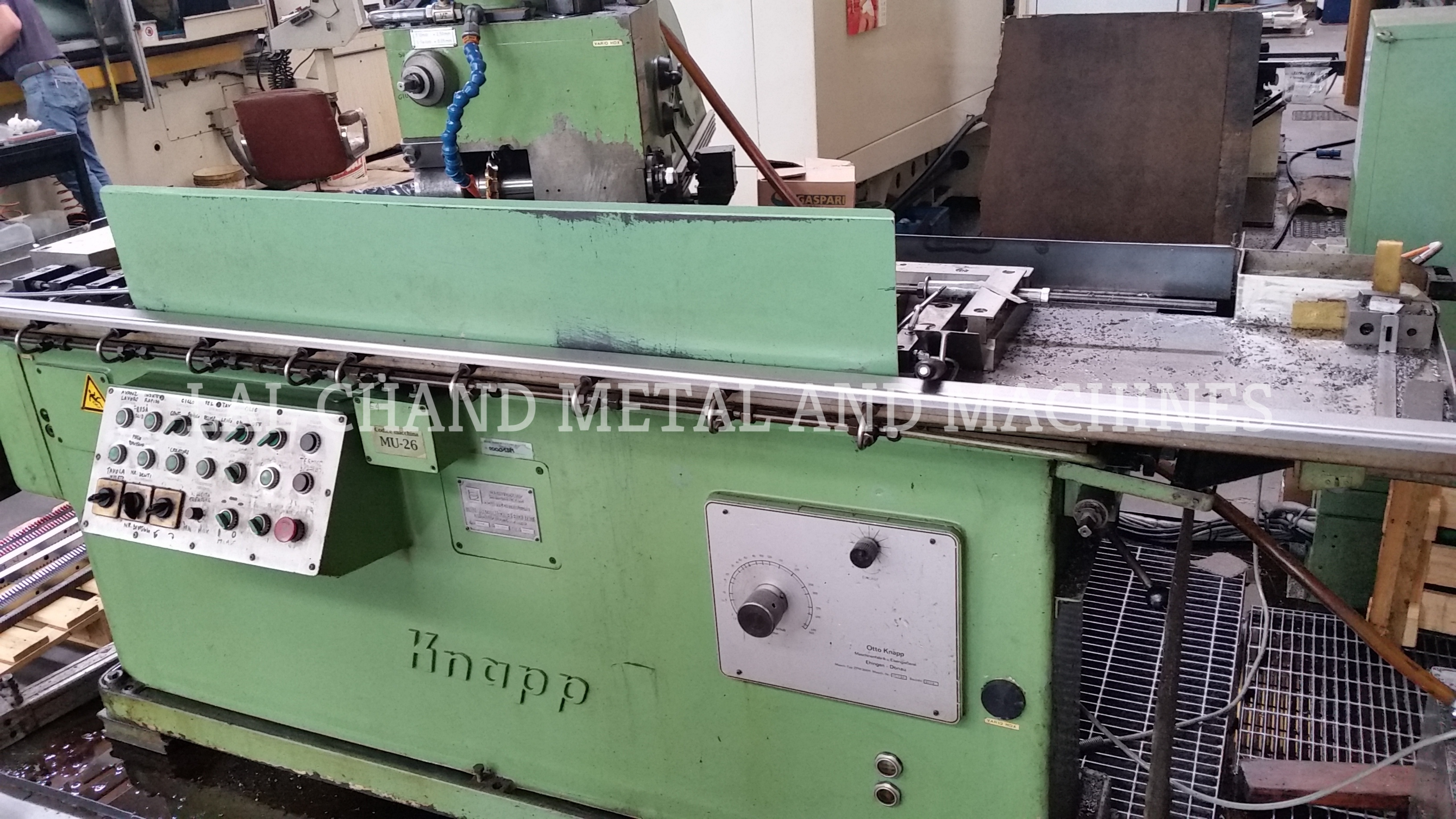 KNAPP Rack Cutting Milling Machine