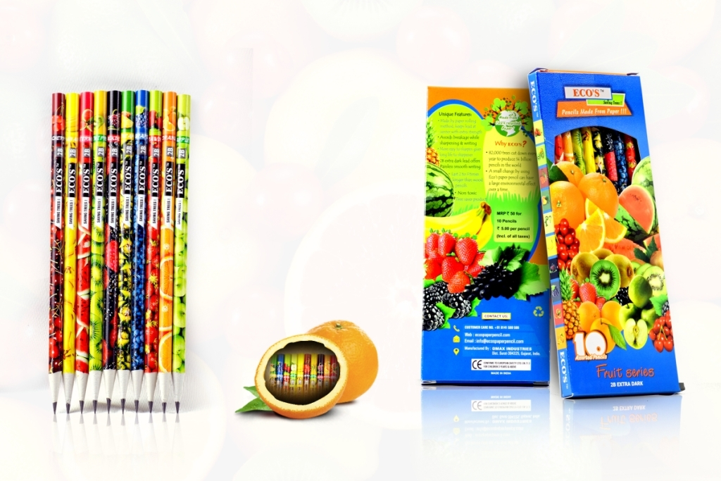 Eco's Fruit Series Pencil