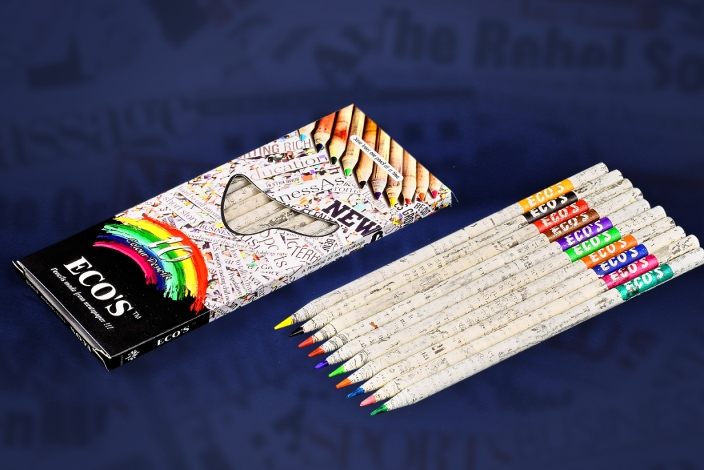 Eco's Colour Pencil