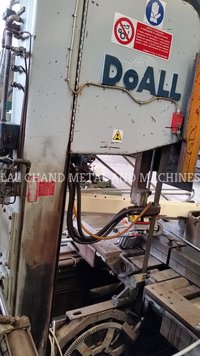 DOALL TF Vertical Band Saw Machine