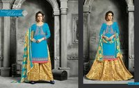 TRADITIONAL WEAR COTTON SALWAR KAMEEZ