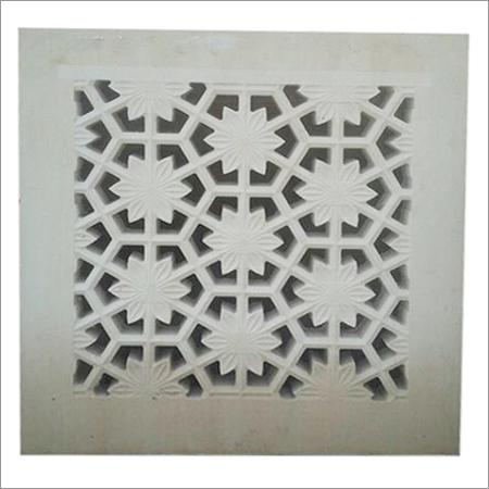 White Sandstone Jali