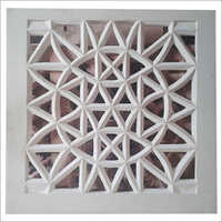 Desginer White Sandstone Jali